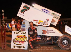 Long Wins Earl Gaerte Classic