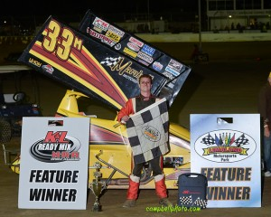 Griffith wins Night before the Reynolds at Limaland