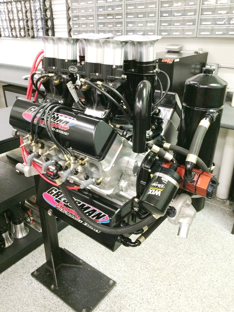 Meet Gressman Powersports 2016 Engine Pro Sod Engine