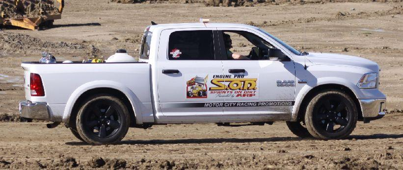 MCRP-SOD safety truck