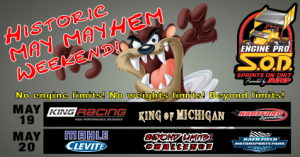 May Mayhem Weekend