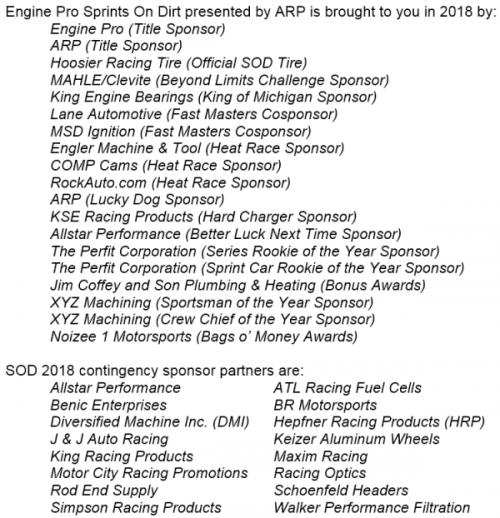 2018 SOD sponsors 2-21