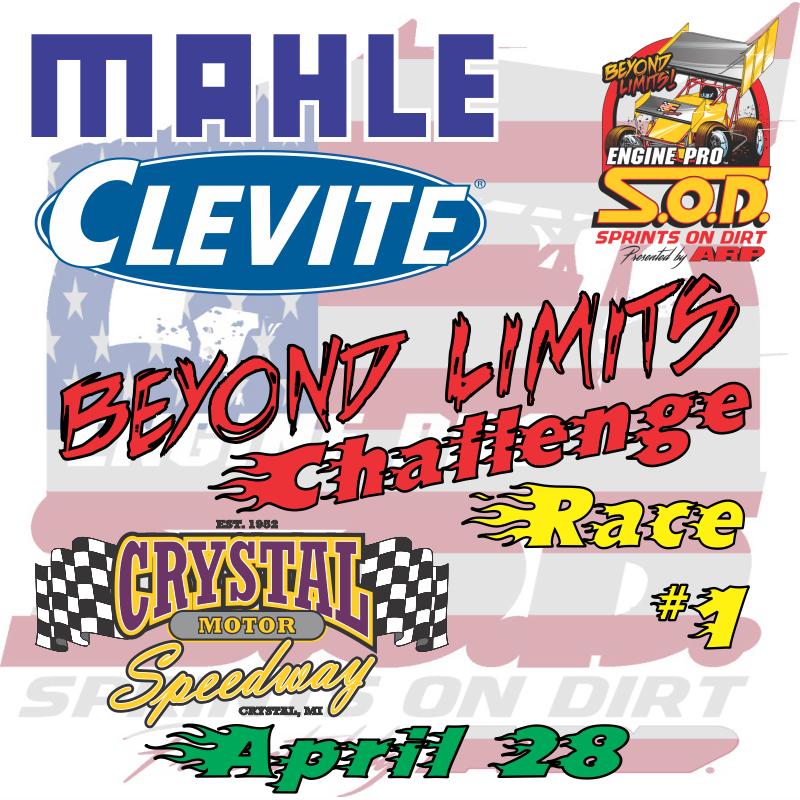 2018 SOD Season Opener @ Crystal Motor Speedway this Saturday
