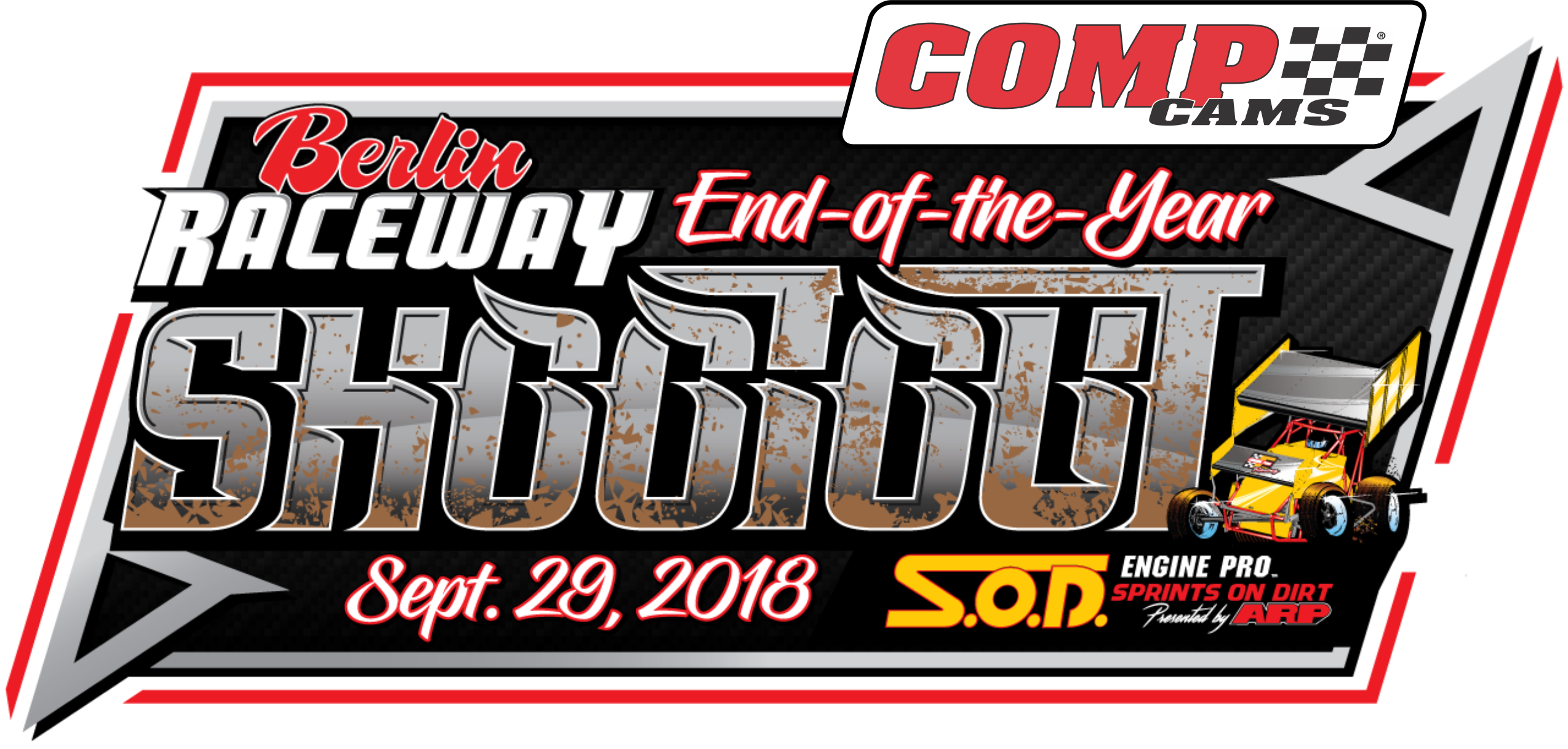 COMP Cams title sponsor of SOD End-of-the-Year Shootout at Berlin Raceway