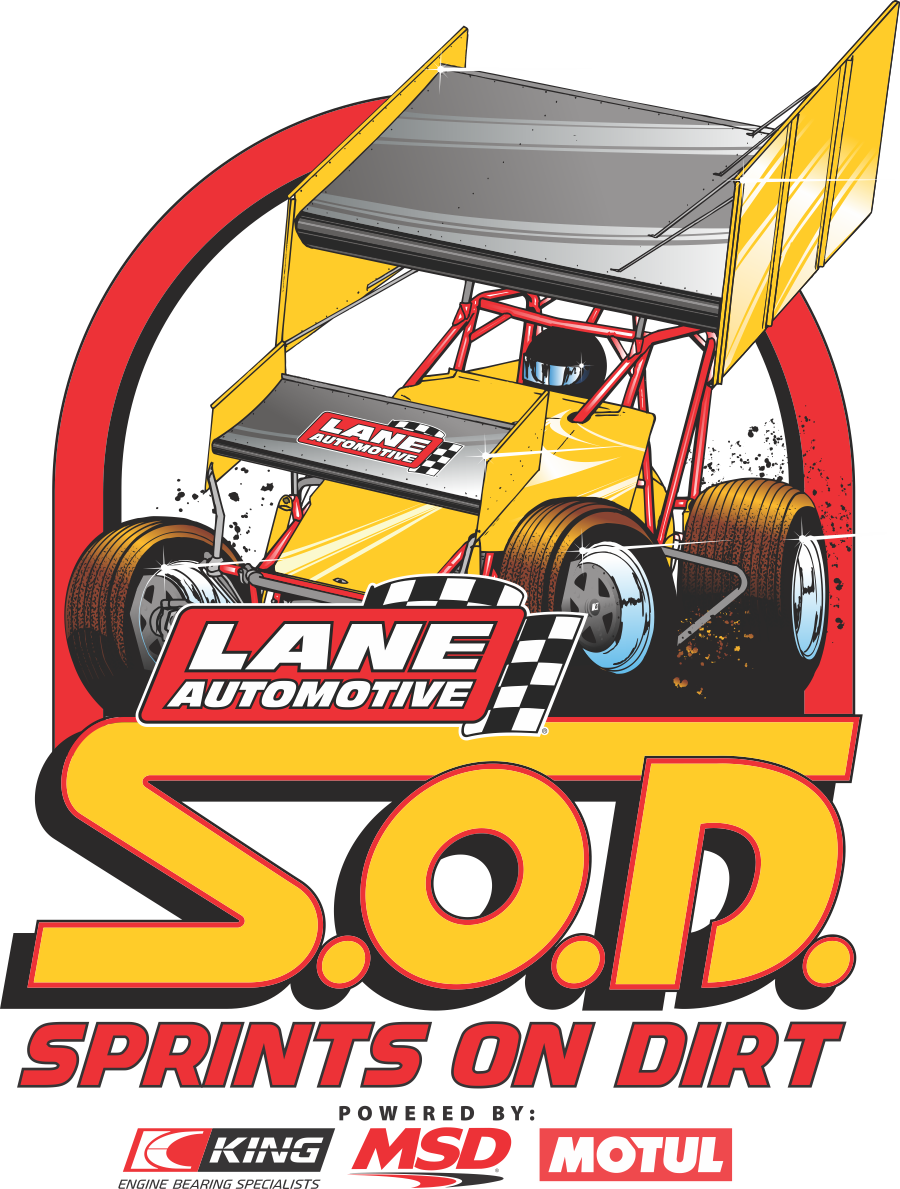 New Sprints On Dirt title and presentation sponsors introduced
