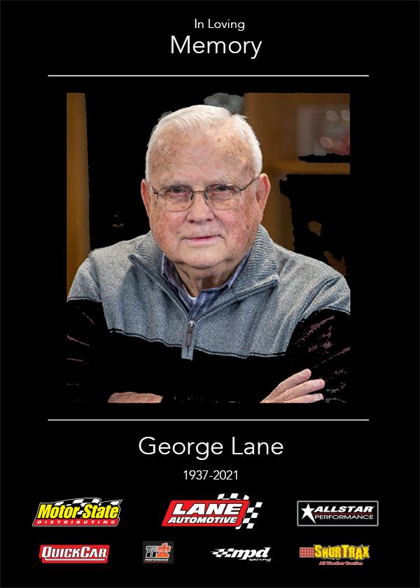 George Lane Passes Away